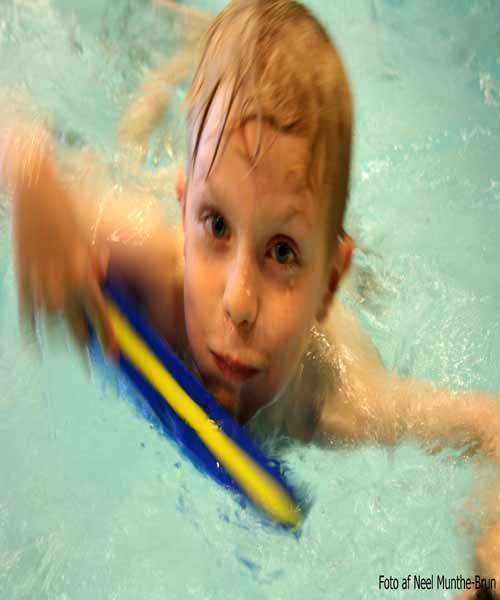 Svømning – Begynder/let øvet (fysisk Handicap & CP) 18/19