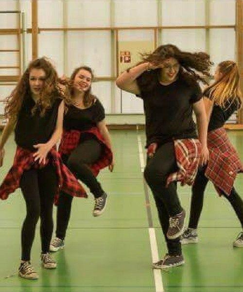 Dancefit For Piger, 10-16 år – Efterår 2018