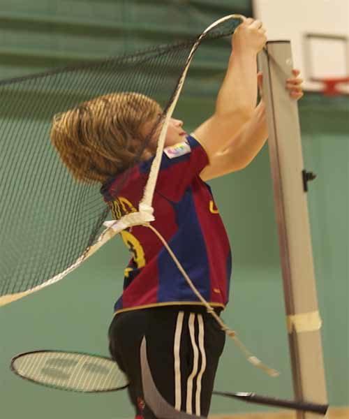 Badminton Børn – Let øvede/øvede 18/19