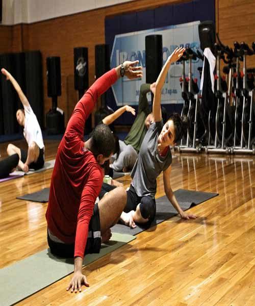 Fitnessformiddag For Voksne 18/19