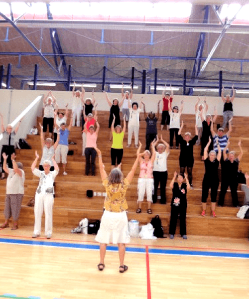 Kinesisk Gymnastik Senior 16/17