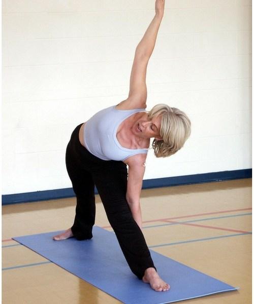 Yoga Tirsdag Senior 17/18