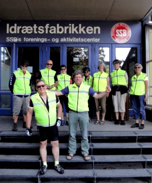 SeniorSommer Cykeltræning 2019