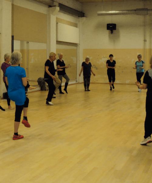 Gymnastik For Kvinder – Tirsdag 18/19