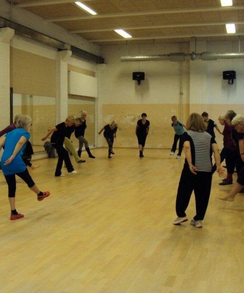Gymnastik For Kvinder – Torsdag 18/19