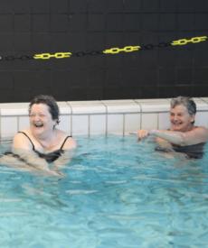 Varmtvandgymnastik – En Halv Humørtime Senior 21/22
