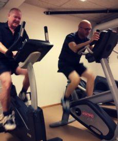 Fitnessformiddag Voksne 21/22