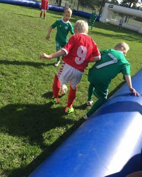 Fodbold For Sjov – årgang 2012-2013 Søn 19/20