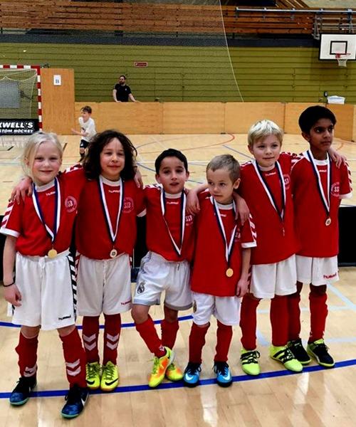 Fodbold For Sjov – årgang 2010-2011 Man 19/20