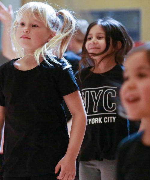Nyt Gymnastikhold For Børn På 6-7 år