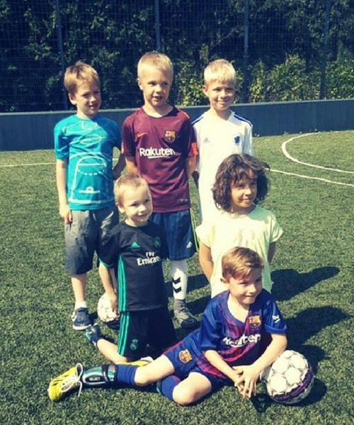Fodbold For Sjov – årgang 2014-2015 Søn 19/20