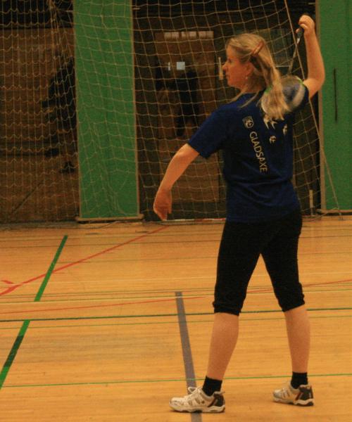 Badminton – Herre Og Dame 18/19