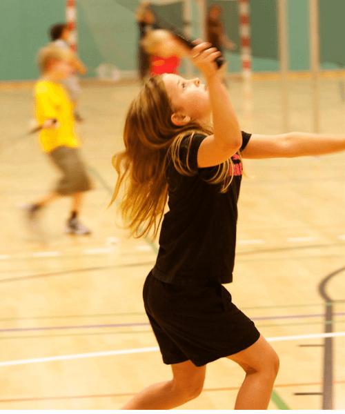 Badminton Børn – Let øvede/øvede 19/20
