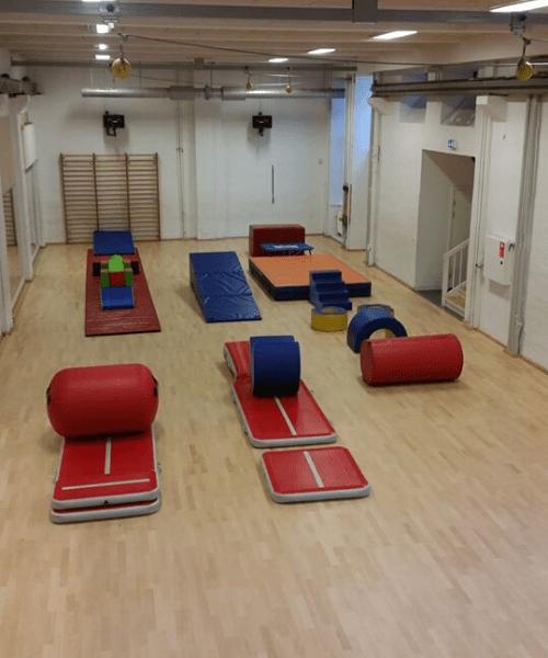 Værkstedet – Nye Gym Redskaber