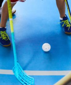 Floorball Freestyle (+45 år) – Let øvet/øvet 21/22