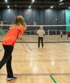 Badminton Børn – Let øvede/øvede (10-16 år) 21/22