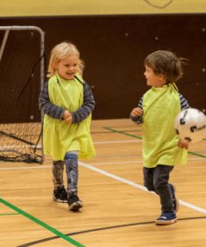 Fodbold For Sjov – årgang 2017 Eller Yngre Søn 21/22