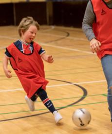Fodbold For Sjov – årgang 2014-2015 Søn 21/22
