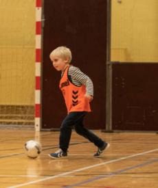 Fodbold For Sjov – årgang 2014-2015 Ons 21/22
